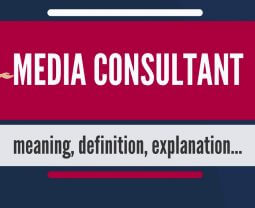 What is MEDIA CONSULTANT? What does MEDIA CONSULTANT mean? MEDIA CONSULTANT meaning & explanation